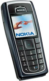 The Nokia 6230 is a very compact and well featured telephone